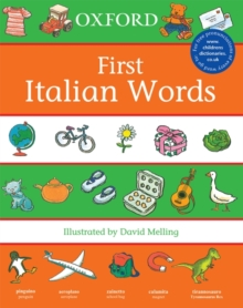 First Italian Words, Paperback