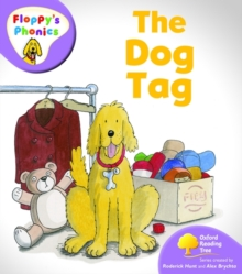 Oxford Reading Tree: Level 1+: Floppy's Phonics: the Dog Tag, Paperback