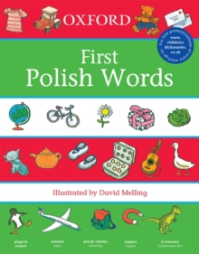 First Polish Words, Paperback