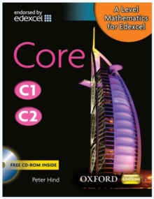 A Level Mathematics for Edexcel: Core C1/C2 : Core C1/C2, Mixed media product