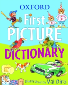 Oxford First Picture Dictionary, Paperback