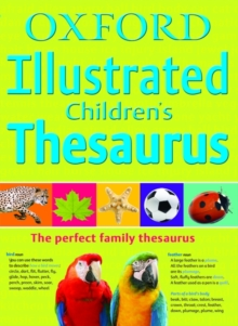 Oxford Illustrated Children's Thesaurus, Part-work (fasciculo)