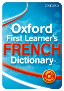 Oxford First Learner's French Dictionary, Paperback