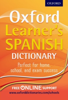 Oxford Learner's Spanish Dictionary, Mixed media product