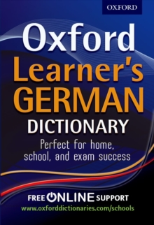 Oxford Learner's German Dictionary, Mixed media product