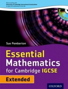 Pemberton Mathematics for Cambridge IGSCE Student Book, Mixed media product