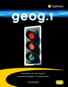 Geog.: 1: Students' Book, Paperback