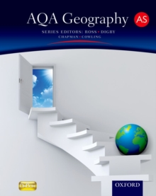 AQA Geography for AS Student Book, Paperback