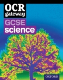 OCR Gateway GCSE Science Student Book, Mixed media product Book