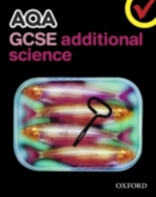 AQA GCSE Additional Science Student Book, Mixed media product Book