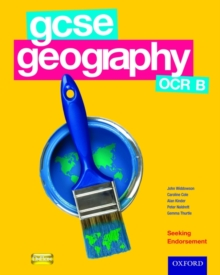 GCSE Geography OCR B Student Book, Paperback