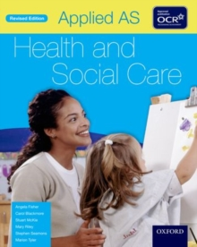 Applied as Health & Social Care Student Book for OCR, Paperback