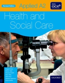 Applied A2 Health & Social Care Student Book for OCR, Paperback