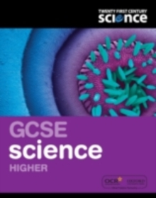 Twenty First Century Science: GCSE Science Higher Student Book, Paperback
