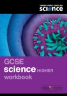 Twenty First Century Science: GCSE Science Higher Workbook, Paperback