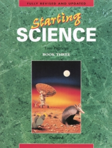 Starting Science: Student Book 3, Paperback