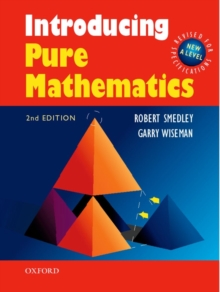 Introducing Pure Mathematics, Paperback