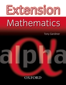 Extension Mathematics: Year 7: Alpha, Paperback