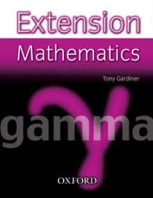 Extension Mathematics: Year 9: Gamma, Paperback
