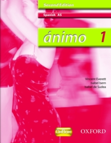 Animo: 1: AS Students' Book, Paperback