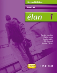 Elan 1 for Edexcel/WJEC AS Student Book, Paperback Book