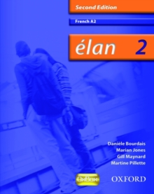 Elan: 2: A2 Students' Book, Paperback Book