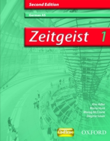 Zeitgeist: 1: AS Students' Book, Paperback