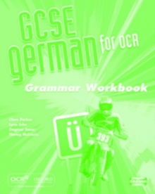 GCSE German for OCR Grammar Workbook, Paperback