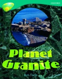 Oxford Reading Tree: Level 16: Treetops Non-Fiction: Planet Granite, Paperback Book