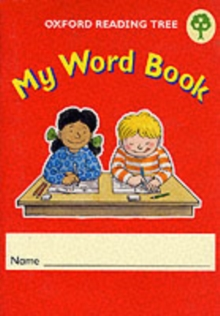 Oxford Reading Tree: Levels 1-5: My Word Book (Pack of 6), Paperback