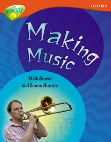 Oxford Reading Tree: Level 13: Treetops Non-Fiction: Making Music, Paperback