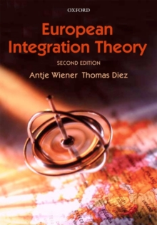 European Integration Theory, Paperback