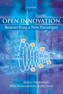 Open Innovation : Researching a New Paradigm, Paperback