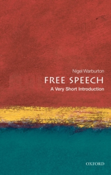 Free Speech: A Very Short Introduction, Paperback