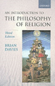 An Introduction to the Philosophy of Religion, Paperback Book