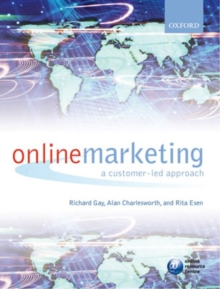 Online Marketing : A Customer-Led Approach, Paperback