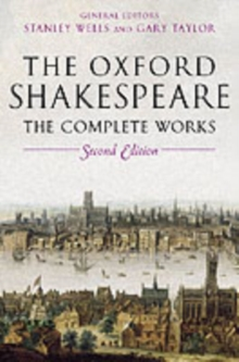 William Shakespeare : The Complete Works, Hardback