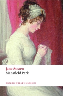 Mansfield Park, Paperback Book