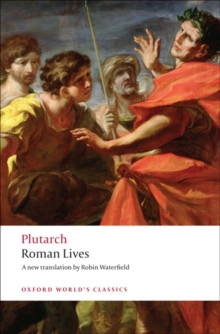Roman Lives : A Selection of Eight Lives, Paperback