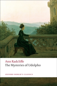 The Mysteries of Udolpho, Paperback