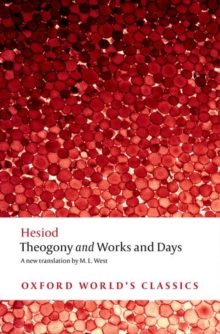 Theogony and Works and Days, Paperback