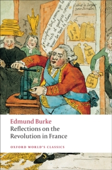 Reflections on the Revolution in France, Paperback