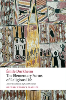 The Elementary Forms of Religious Life, Paperback