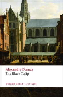 The Black Tulip, Paperback