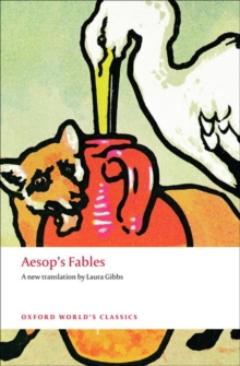 Aesop's Fables, Paperback Book