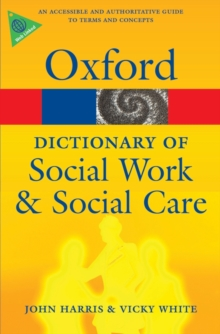 A Dictionary of Social Work and Social Care, Paperback Book