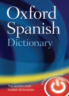 Oxford Spanish Dictionary, Hardback