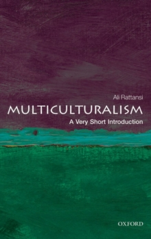Multiculturalism: A Very Short Introduction, Paperback Book