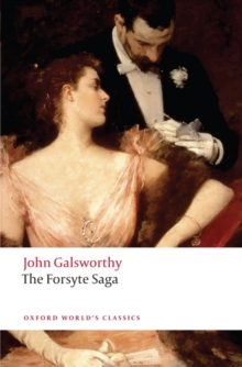 The Forsyte Saga, Paperback Book