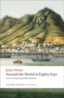 Around the World in Eighty Days, Paperback